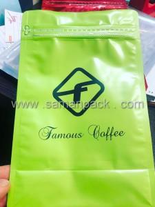 چاپ سیلک پاکت قهوه (6)
