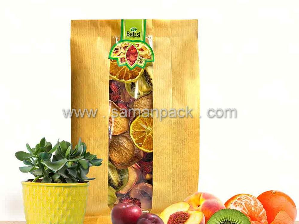 پاکت میوه خشک 3